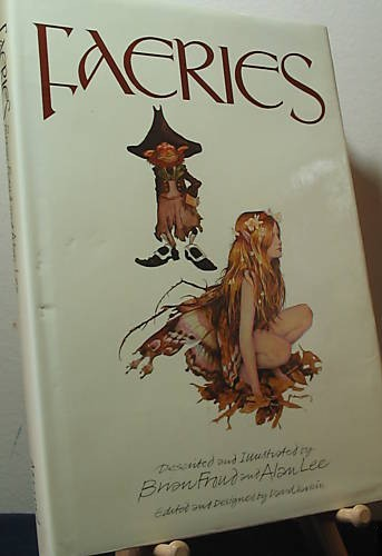 Faeries, voluminous hardcover book, 1978