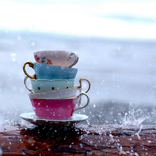 Tempest in a Teacup, by Madelyn Mulvaney