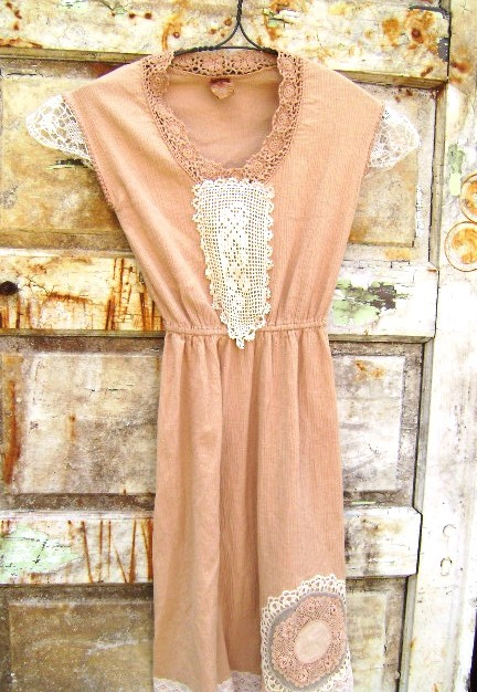 Cafe au lait dress1