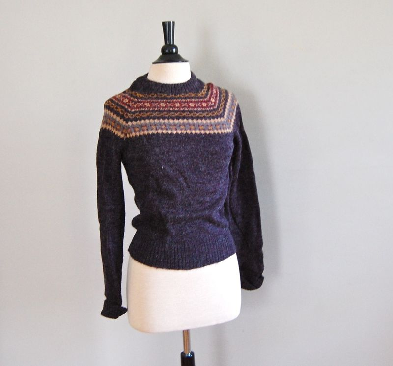 VintageFairIsleSweater,photosviaDearGolden (2)